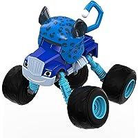 Blaze y los Monster Machines- Crusher Supertransformación (Mattel