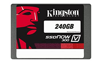 Amazon Com Kingston Digital 240gb Ssdnow V300 Sata 3 2 5 7mm
