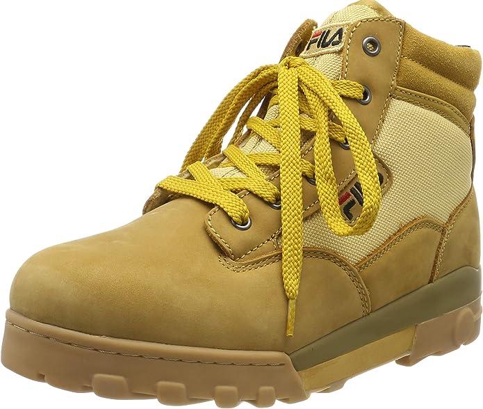 Fila Grunge Mid Sneakers Herren Braun (Chipmunk)