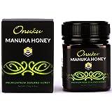 Onuku Manuka Honey Certified UMF 20+ (MGO 830+), New Zealand, 250g (8.8oz)