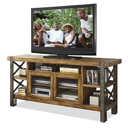 Riverside Furniture Sierra 68u0026quot; TV Console