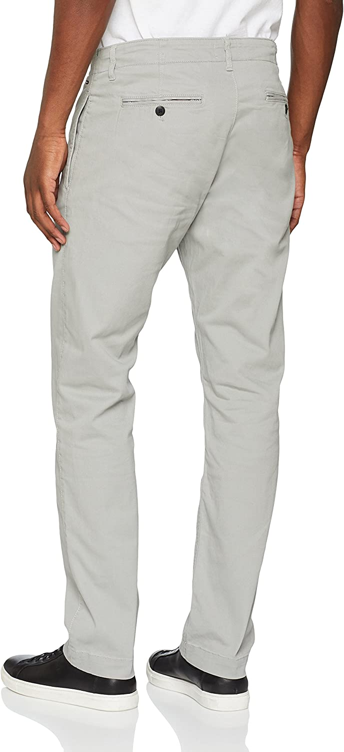 Tommy Jeans Homme Essential Slim Pantalon  Chino