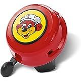 Puky G 22 Sicherheitsglocke / Klingel für Kinder Roller, Laufrad, Fahrrad rot