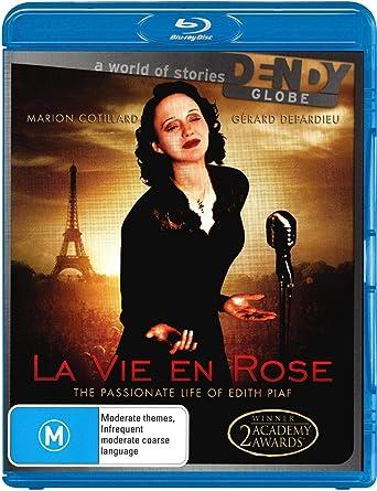 La Vie En Rose Blu Ray 2007 Australian Import Amazon Co Uk