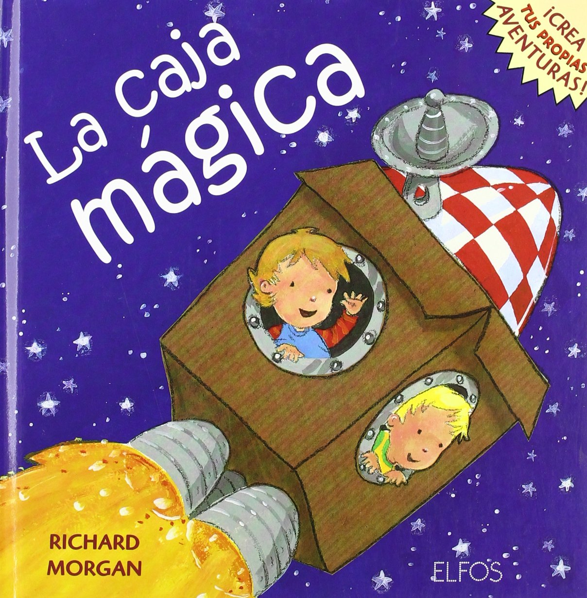 La caja mágica: Amazon.es: Morgan, Richard: Libros