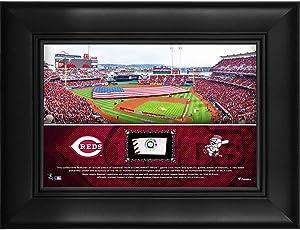 Cincinnati Reds Framed 5