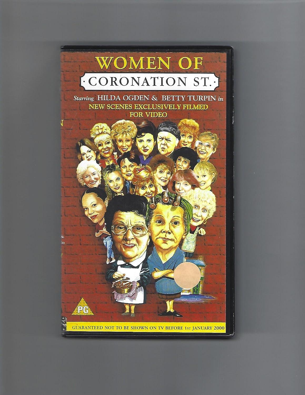 Women of Coronation Street [Reino Unido] [VHS]