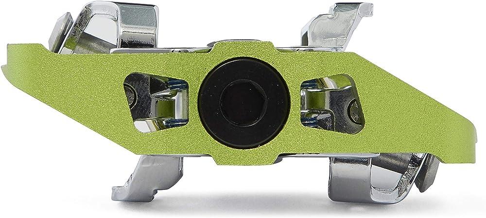 BW USA Rock Garden Flat Pedal SPD Compatible Clipless MTB Bike Pedals