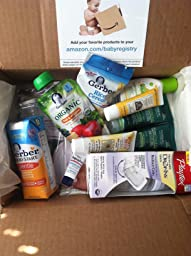 Amazon Com Baby Registry Welcome Box Health Amp Personal Care