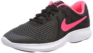 Nike Damen Revolution 4 Traillaufschuhe, Schwarz (Black/Black 002), 42 EU