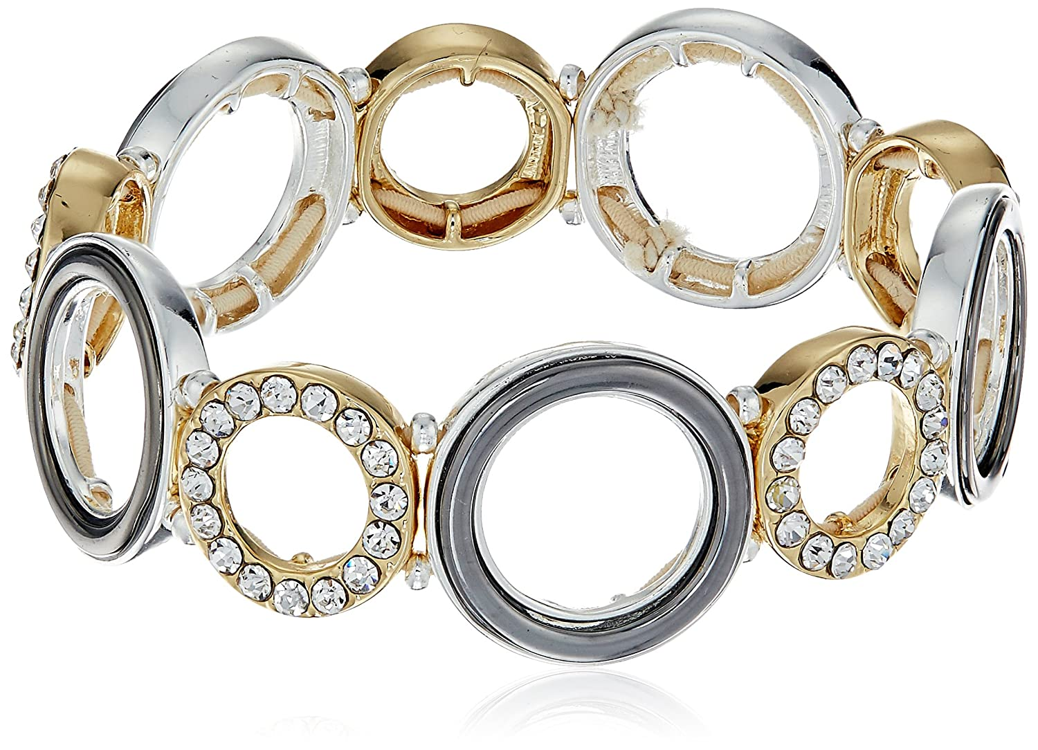"Nine West ""Ring Around"" Stretch Bracelet"