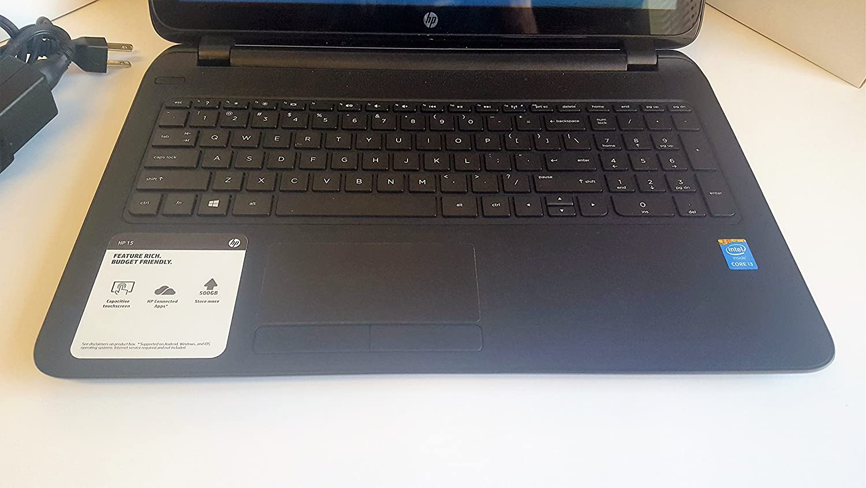 Amazon Com Hp Touchsmart 15 F010dx 15 6 Touch Screen Laptop Intel Core I3 4gb Memory 500gb Hard Drive Dvd Rw Cd Rw Webcam Windows 8 1 64 Bit Computers Accessories