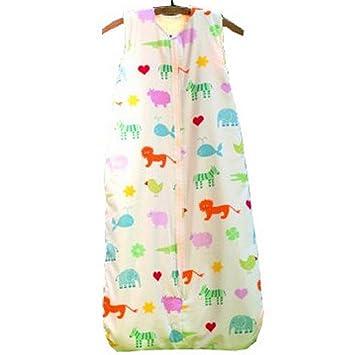 Cotonea para bebés y niños oso de peluche Saco de dormir tamaño 90 Arca de Noé: Amazon.es: Jardín