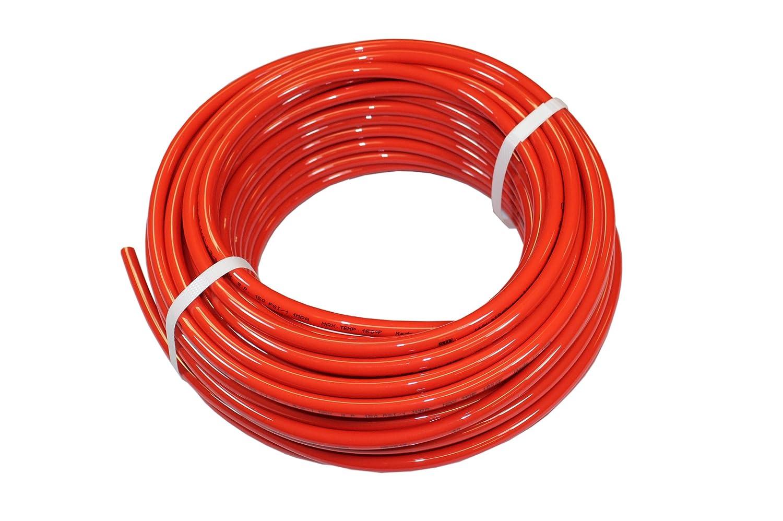 ATP Surethane Polyurethane Plastic Tubing 3//32 ID x 5//32 OD 100 feet Length Red
