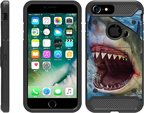 Shark Attack iPhone 11 case