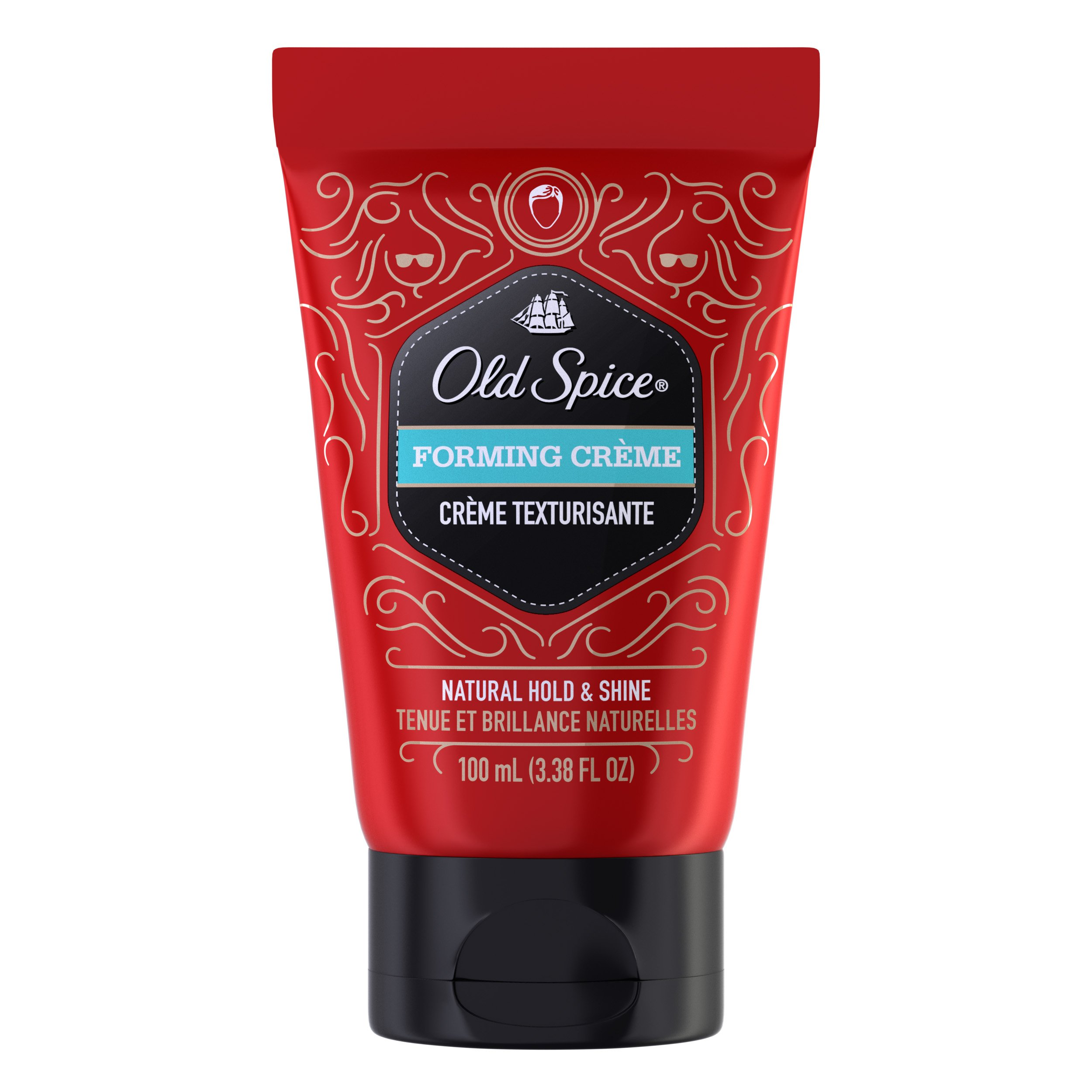 Old Spice Men's Styling Forming Creme 3.38 Fl Oz - Hair Cream