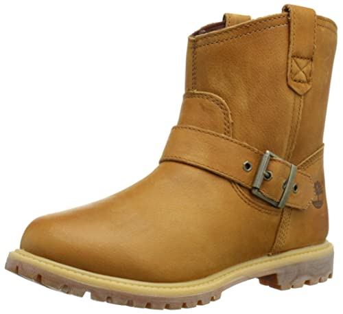 7622f4a47d5 Timberland Women's 6in Premium Pull on Dark Ankle Boots: Amazon.co ...