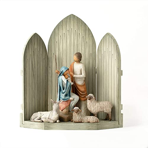 Willow Tree The Christmas Story Complete Large-Scale 6-Piece Nativity Set