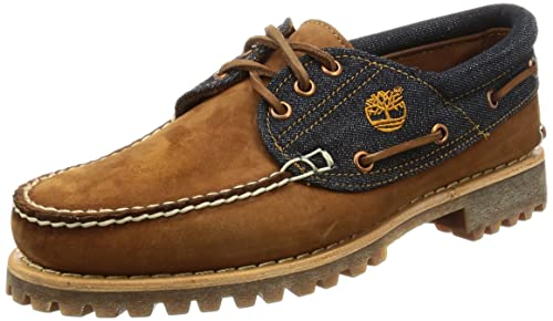 Timberland Authentics 3 Eye F/L SADDLE, MAN, Size: 41 EU (7.5 US / 7 UK)