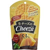 Glico Cheeza Cheddar Cheese, 40g