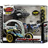 Air Hogs Hyperactives Pro Aero GX - Metallic Blue/Silver