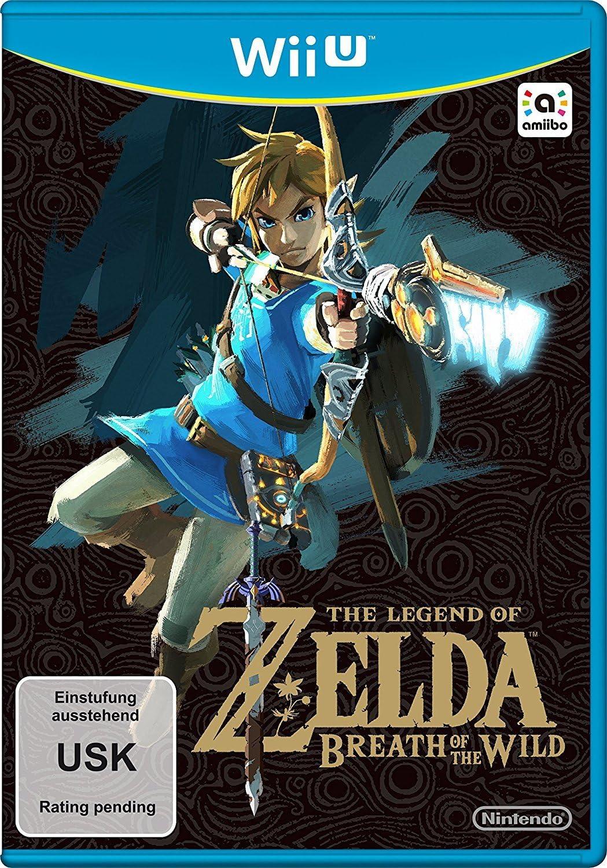 Nintendo The Legend of Zelda: Breath of the Wild - Juego (Wii U, Acción / Aventura, Nintendo, RP (Clasificación pendiente), DEU, FRE, ITA, Básico): Amazon.es: Videojuegos