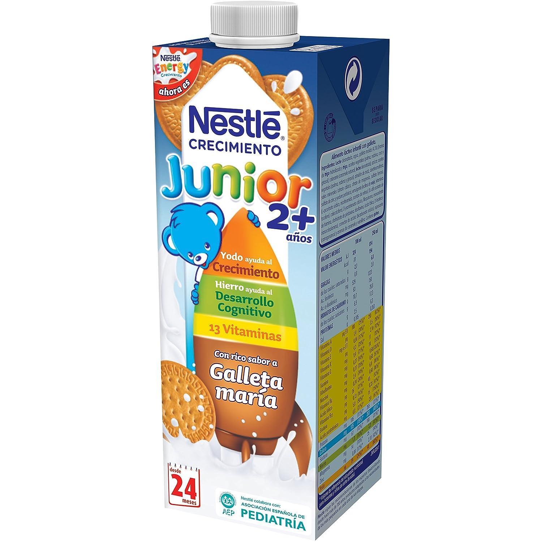 Nestle ENERGY - Crecimiento con Galleta maría a partir de 2 años, 1 litro: Amazon.es: Alimentación y bebidas
