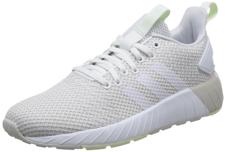 adidas Damen Questar BYD Sneaker  37 1/3 EU|Grau (Grey One/Footwear White/Aero Green)