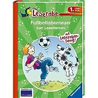 Fußballabenteuer zum Lesenlernen (Leserabe - Sonderausgaben)