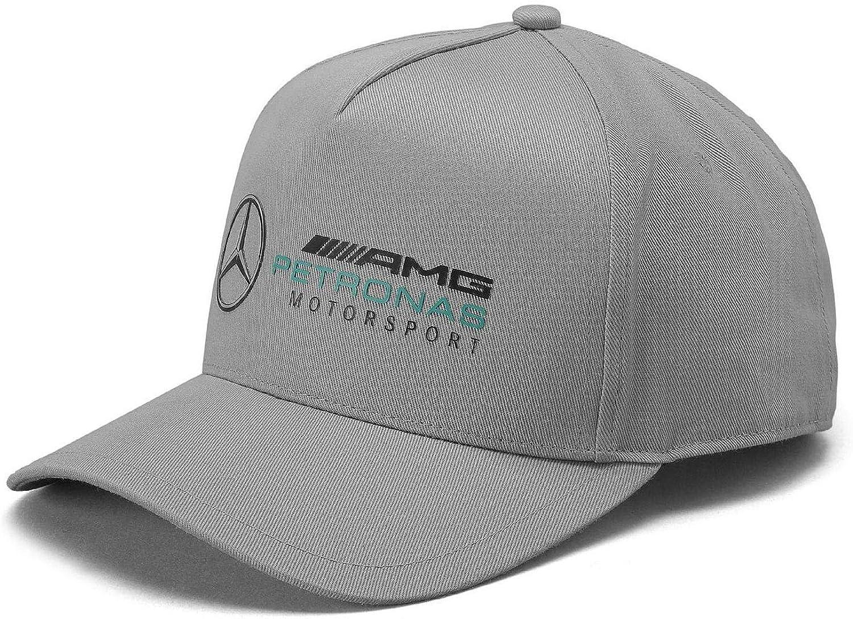 Casquette Mercedes-AMG Petronas Motorsport Team F1 Driver Race Gris