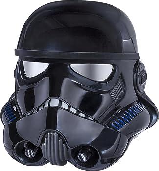 Star Wars Battlefront Shadow Trooper Black Series Voice Changer Helmet