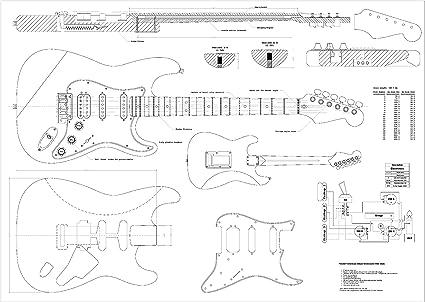 Set de 3 Fender guitarra eléctrica Planes – tele Thinline 69, tele ...