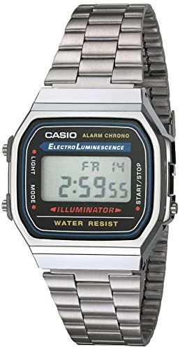 f6413d25707 Casio Collection A168WA-1YES