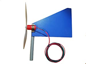 Pacific Sky Power Charger Wind Turbine Generator with Fin