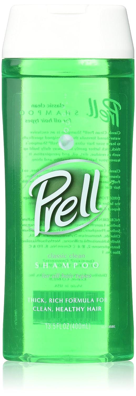 Prell Shampoo, Classic Clean,13.5 Fl Oz (Pack of 5)