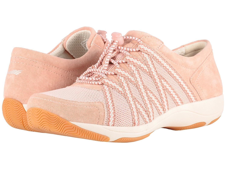[ダンスコ] レディースウォーキングシューズカジュアルスニーカー靴 Honor [並行輸入品] B07KWQ687H Rose 23.5~24.0 cm 23.5~24.0 cm|Rose