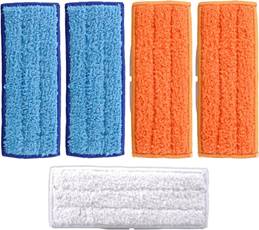 Replacement Mop Pad For IRobot Braava Jet 240 241 Cleaner Cleaning Machine