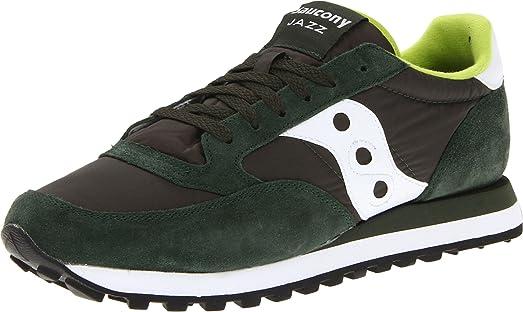 Saucony Originals Men's Jazz Original Sneaker,Green,10 ...