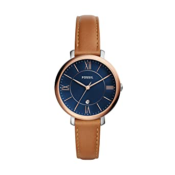 9e9f0b3bd536 Buy Fossil Analog Blue Dial Women s Watch-ES4274 Online at Low ...