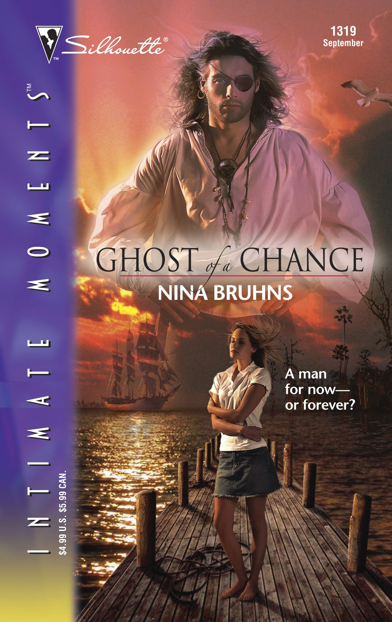 Ghost of a Chance (Silhouette Intimate Moments No. 1319) ebook