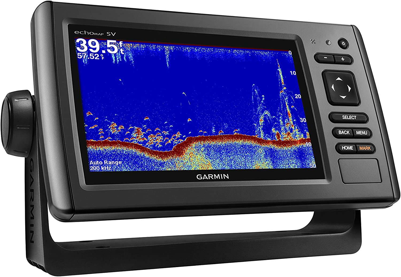 Garmin 010-01574-01 - GPS echoMAP Chirp 72sv WW Sonar con xdcr: Amazon.es: Electrónica