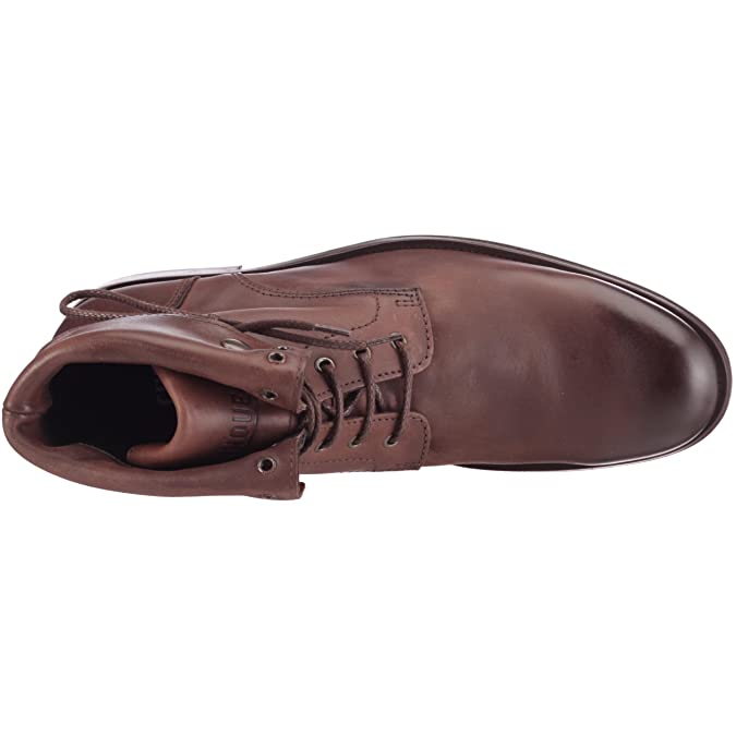 CINQUE Shoes 604841 Genova, Herren Stiefel, Braun (testa di