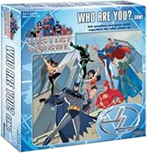 Justice League - Who Are You? Game