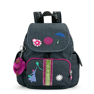 fb4784ba8c9 Amazon.com  Kipling Disney s Mary Poppins Returns City Pack Extra Small  Backpack One Size Step In Time  Shoes