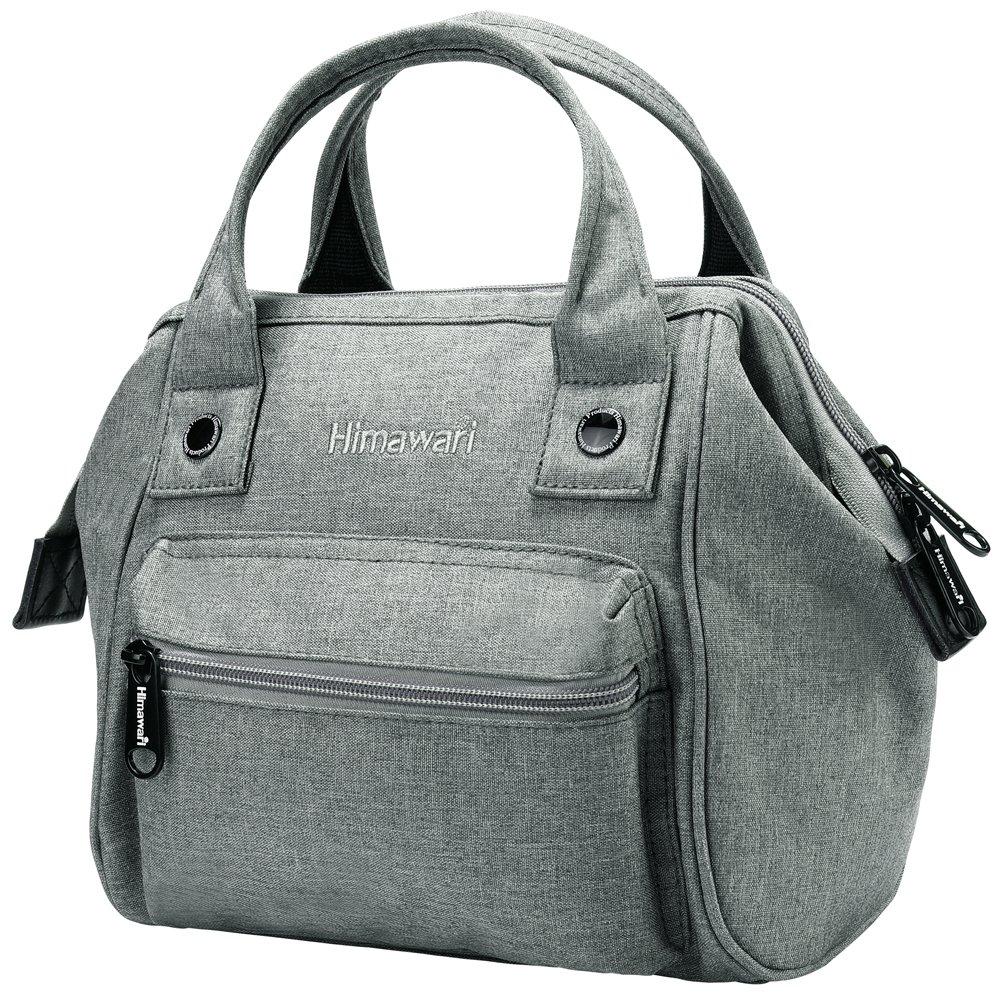 Himawari Women's Soft Top Handle Bag Tote Bags With Canvas Handbags Backpack (SY Gray)