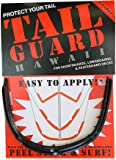 SurfCo - Surfboard Tail Guard Kit (Available in Clear, Black and White)