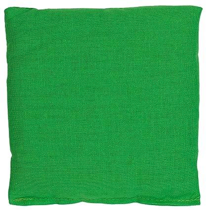 Saco térmico 12x12cm verde claro | Almohadilla térmica ...