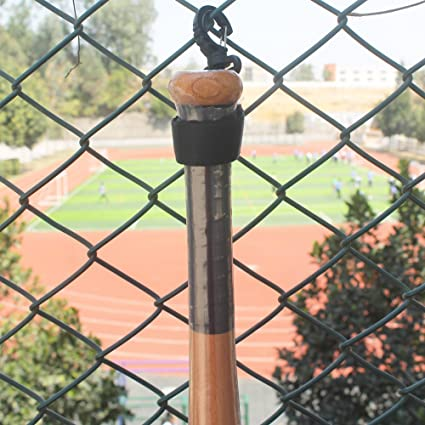 Amazon Com Yyst One Baseball Bat Softball Bat Fence Rack Bat Fence