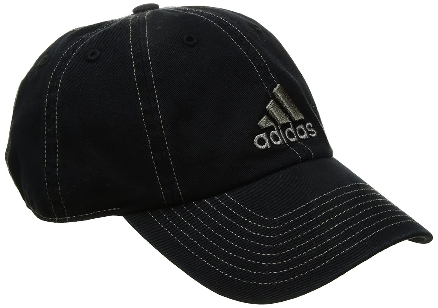 8888df7f Amazon.com: adidas Men's Weekend Warrior Cap (BLACK/CLAY S09/IRON GREY, One  Size Fits All): Clothing
