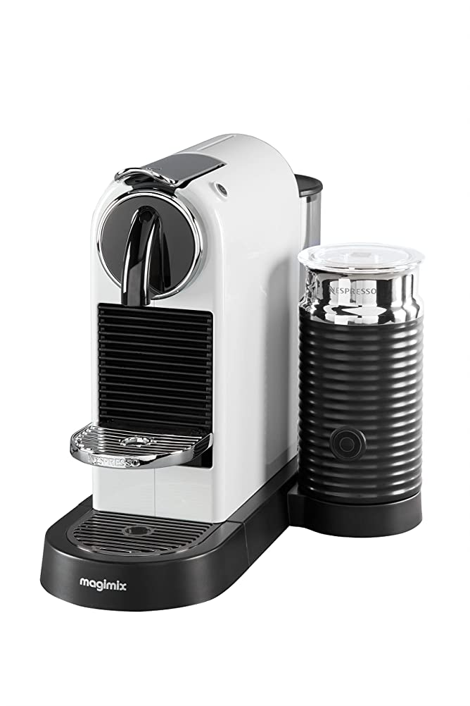 Nespresso Citiz and Milk Coffee Machine White by Magimix: Amazon ...